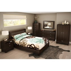 Update Your Bedroom Decor With This Six Piece Queen Size Bedroom Set. This