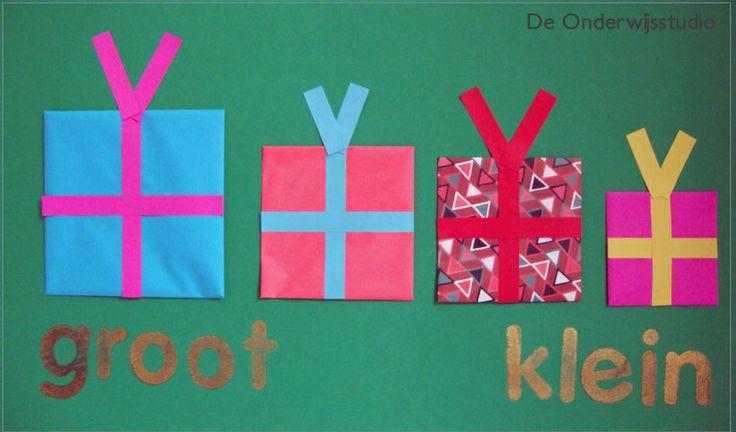 Kinderboekenweek 2014 Feestbeesten - Cadeautjes van groot naar klein