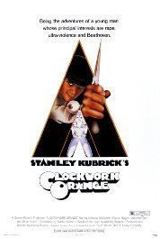 A Clockwork Orange film/movie / United Kingdom - United States - English / Based on the novel	A Clockwork Orange by Anthony Burgess / Starring Malcolm McDowell, Patrick Magee, Adrienne Corri, Miriam Karlin / dystopian, crime, Drama, Science Fiction, Sci-Fi / Stanley Kuberick