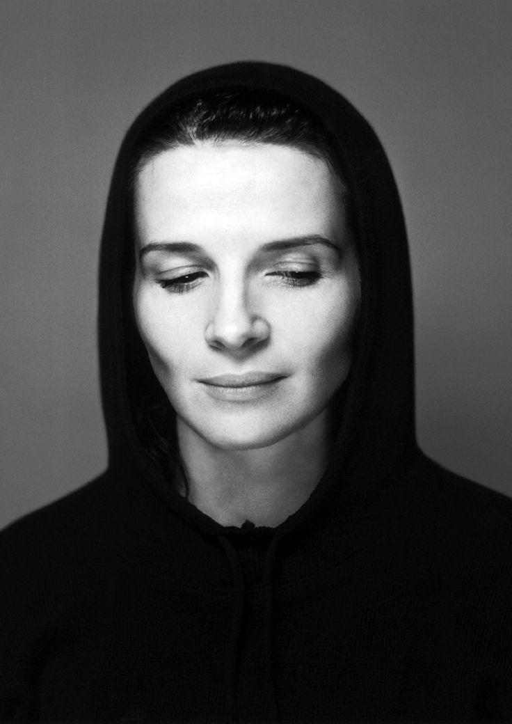 Juliette Binoche by Patrick Swirc.