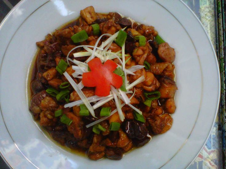 My Cooking.. Chicken Cola: Stewed Chicken with Coca Cola ^^