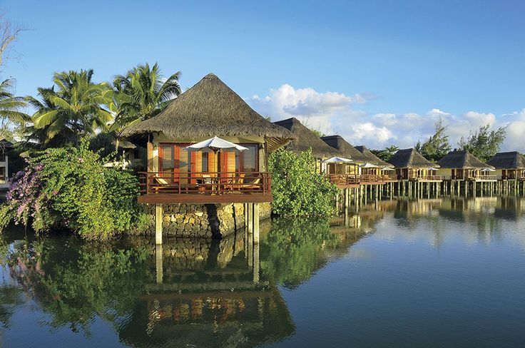 Bungalows Hotel Constance Le Prince Maurice Mauritius