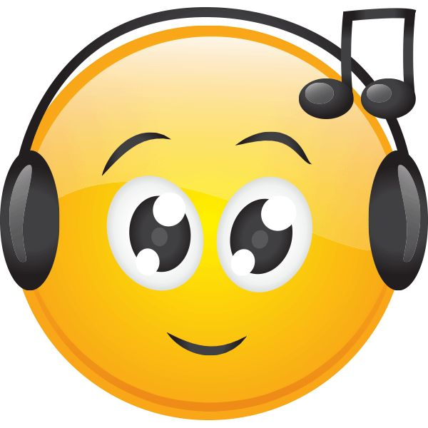 Song Note Smiley | FaceBook-Symbols-Emoticons | Pinterest ...