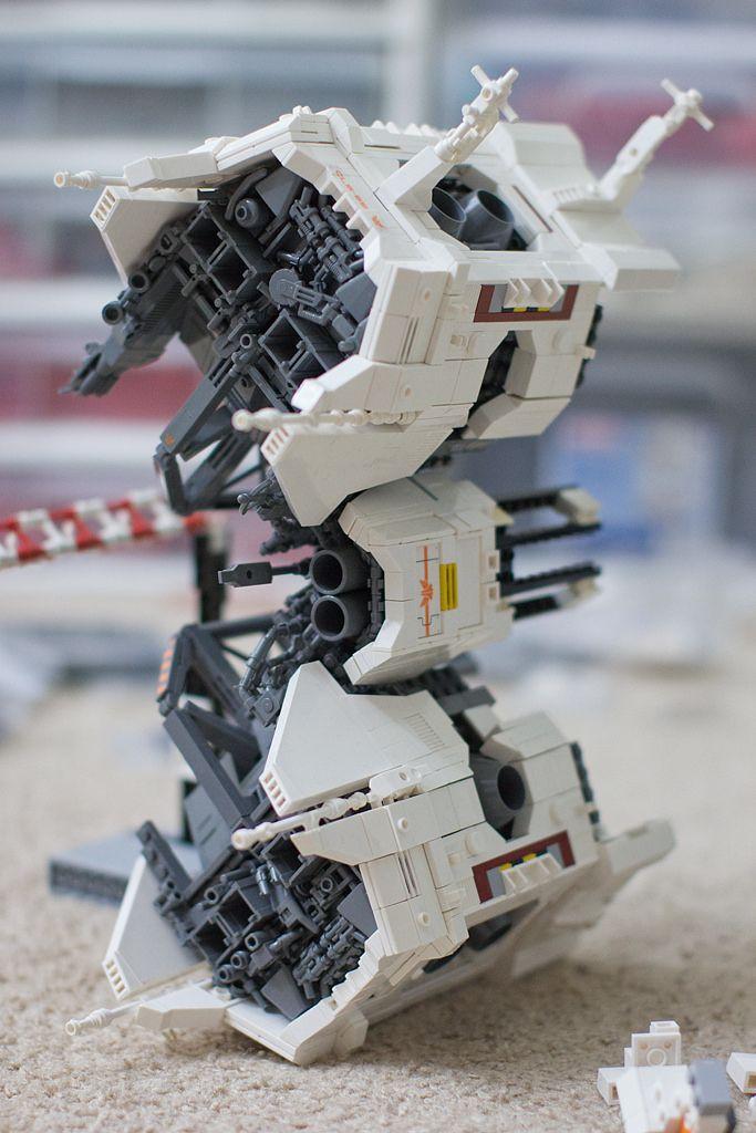 [Inspiração] SHIPs por este mundo fora - Comunidade de fãs de LEGO em Portugal