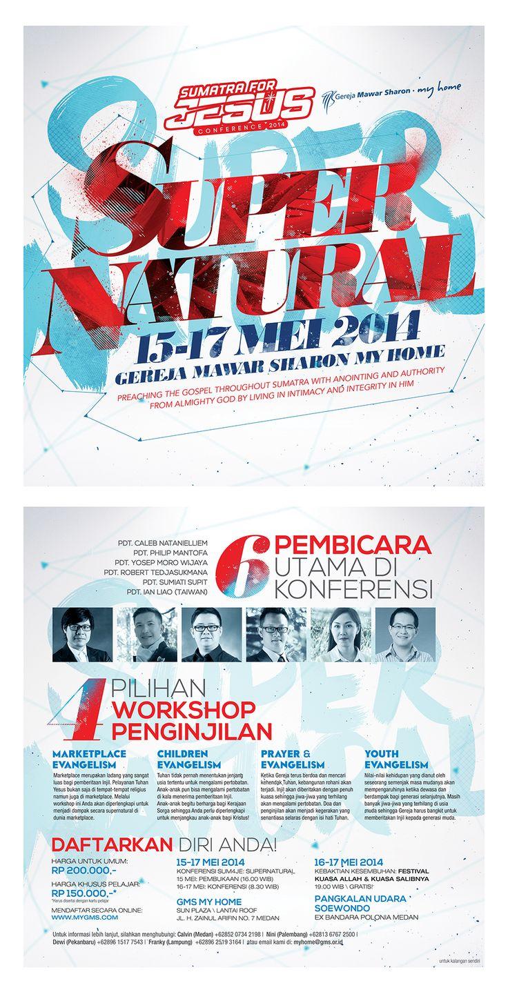 Sumatra for Jesus Conference: Supernatural // 2014