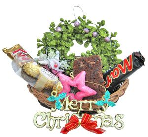 Festive Holiday Basket Send these exciting gifts for Christmas and New Year for your near and dear ones. Rs 575/- http://www.tajonline.com/gifts-to-india/gifts-X446.html?aff=pint2014/