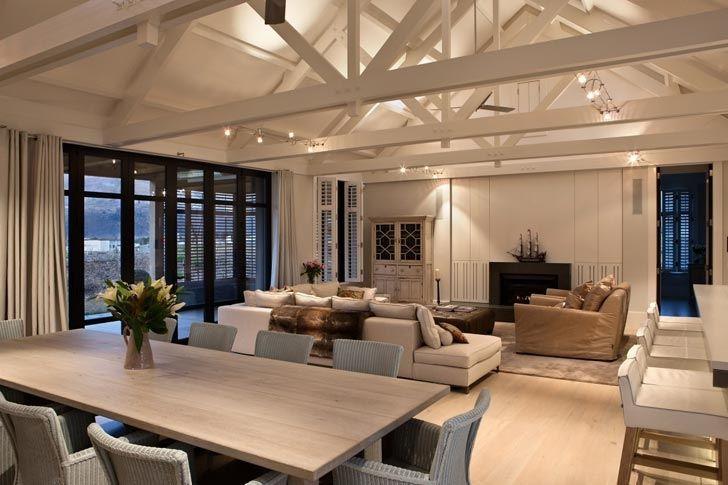 Чудесный дом с видом на горы в Новой Зеландии - Дизайн интерьеров | Идеи вашего дома | Lodgers
