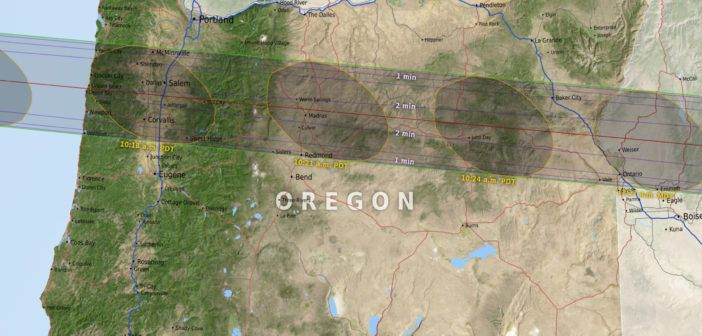 This may be the most exciting thing happening in Oregon for summer of 2017. There is an extremely rare eclipse that will be passing over the Beaver State, and it's truly a once in a lifetime opportunity. The last time a total eclipse passed over the Northwest was February 26 of 1979, and it's happen