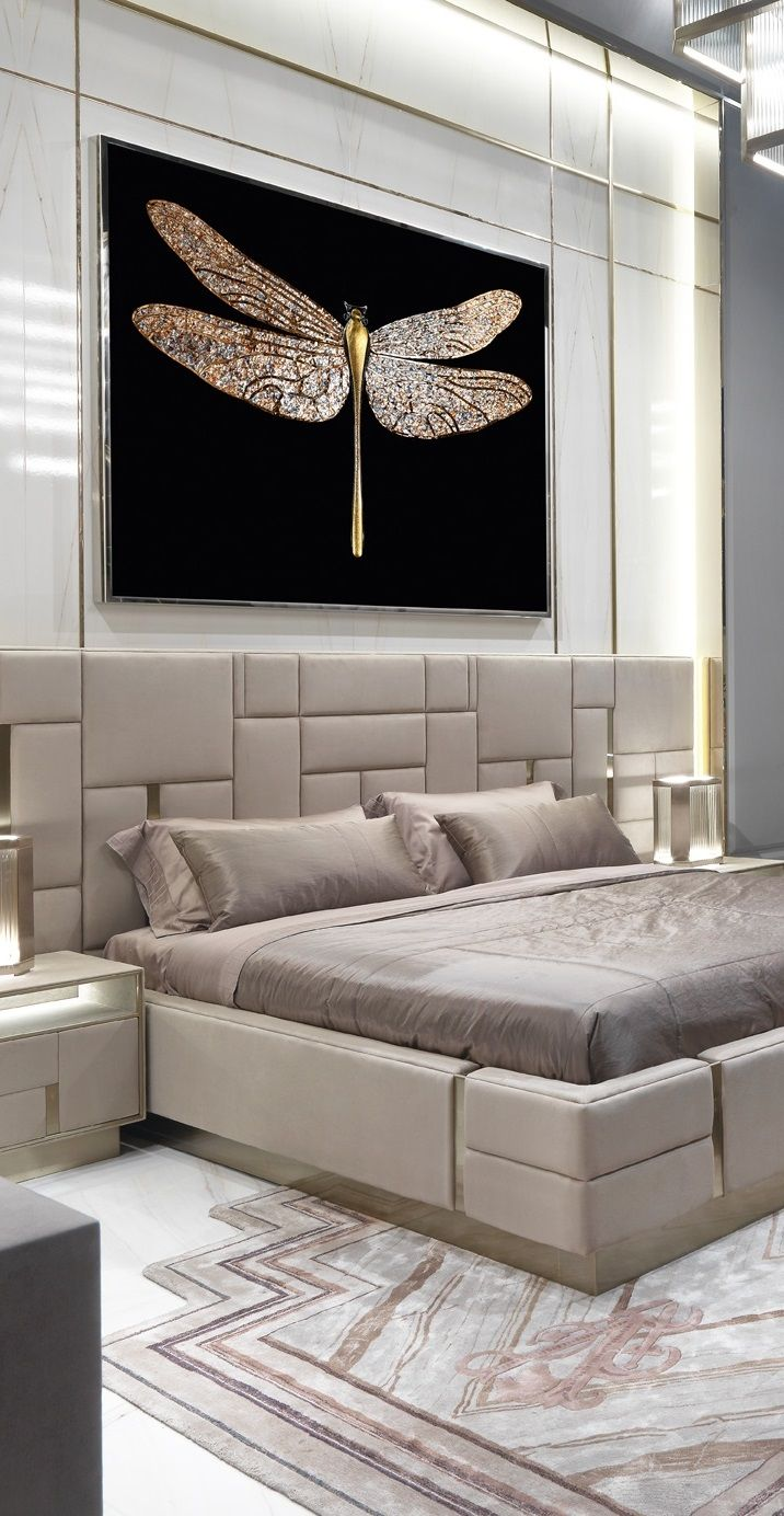 Check our selection of luxury bedroom lighting to inspire you for your next interior design project at luxxu.net