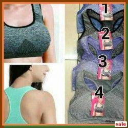 Jual Sorex Sport Bra 0026 Yoga GYM murah - http://suplierkosmetik.id/jual-sorex-sport-bra-0026-yoga-gym-murah/ - http://suplierkosmetik.id/wp-content/uploads/2016/08/215739_e724eb1c-0293-4bb4-856f-2f3e2daf2a83-250x250.jpg -  Sorex Sport Bra 0026 Yoga GYM  Rp 51175 Sport Bra Sorex tipe 0026  Merk : SOREX  Free Size (Lingkar dada sekitar 63cm, belum termasuk stretch) Bahan 90% Nylon 10% Elastane Memiliki pori-pori samping untuk sirkulasi udara yang lebih baik Memilik
