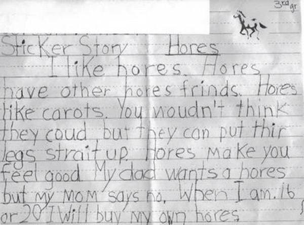 17 Times Kids' Homework Answers Were So Bad, They Were Actually Genius (Photos)
