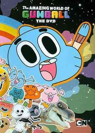 Warner Home Video The Amazing World Of Gumball
