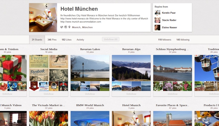 Hotel München http://pinterest.com/hotelmuenchen/