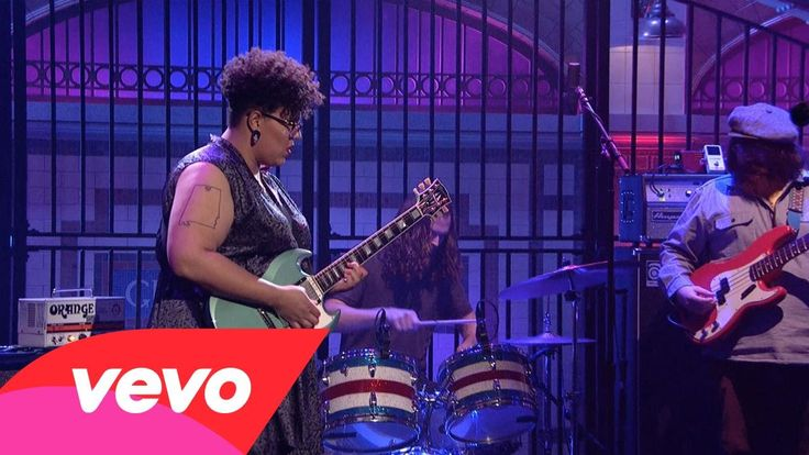 Alabama Shakes ~ Gimme All Your Love (2015) | Live on SNL - Air Date: 2/28/2015