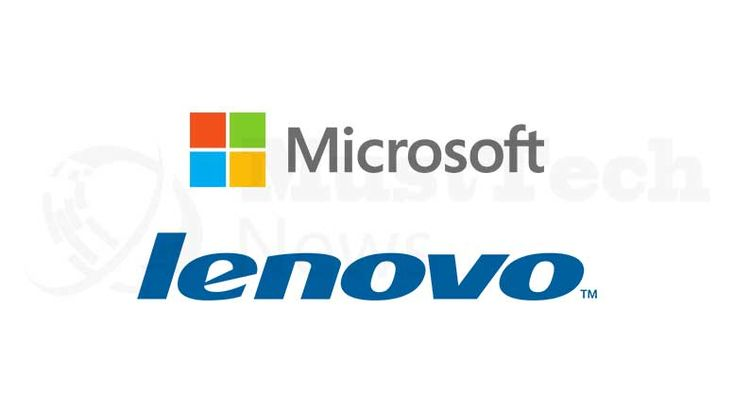 As per Microsoft and Lenovo agreement, Lenovo devices will have pre-loaded…