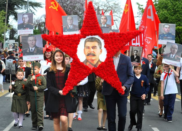 Зверства Сталина сильно преувеличены (с) - Самый сок!