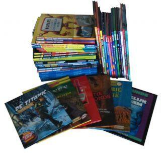Lees hier welke boeken echte must haves zijn voor in de schoolbibliotheek en ga naar pinterest voor inrichtingideeën volgens Kinderboekenjuf.nl.