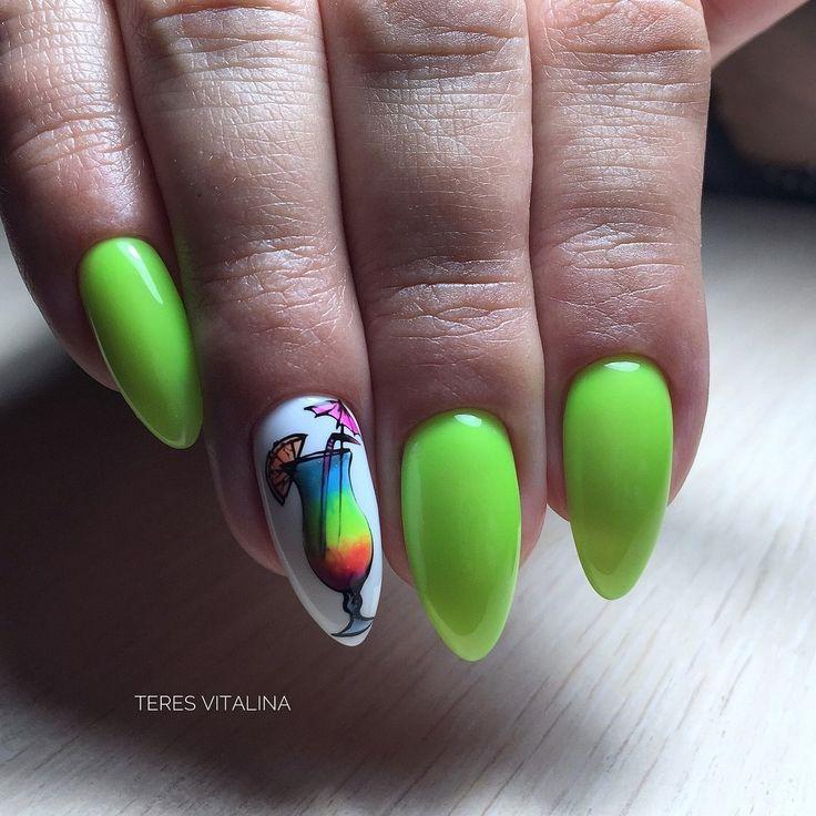 13 best Diseños para uñas images on Pinterest   Arte de uñas ...