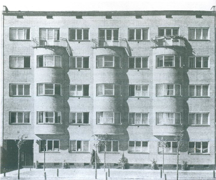 Jerzy Wierzbicki, Warsaw, ca. 1936