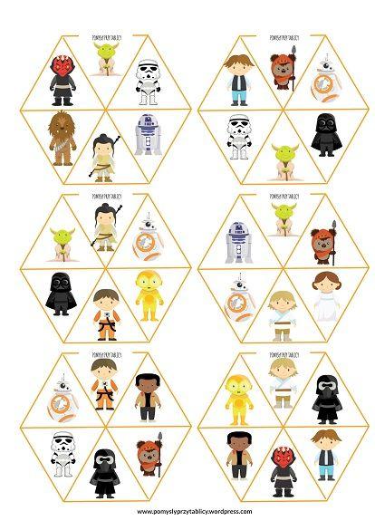 Star Wars domino