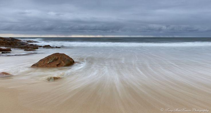 Early morning Coolum Beach, Queensland, Australia