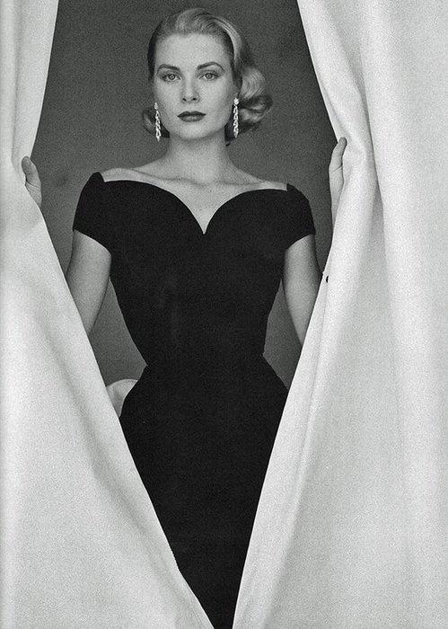 Grace Kelly. Princesa Consorte de Mónaco.