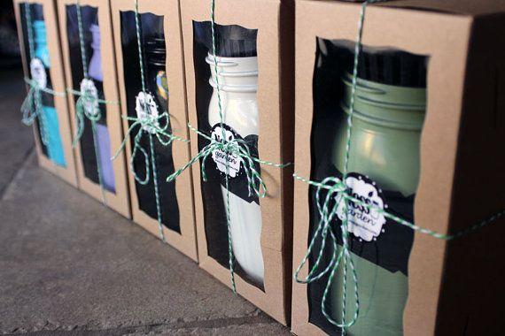 5 Painted Hydroponic Mason Jar Herb Garden Kits Free Shipping Crafts Pinterest Gardens