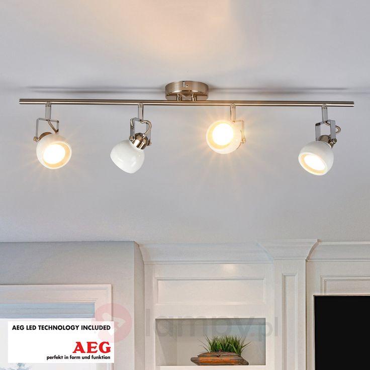 Piękny spot sufitowy LED Nima bezpieczne & wygodne zakupy w sklepie internetowym Lampy.pl.