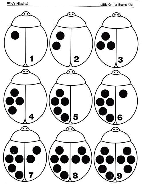 101 best Ladybug Preschool Theme images on Pinterest