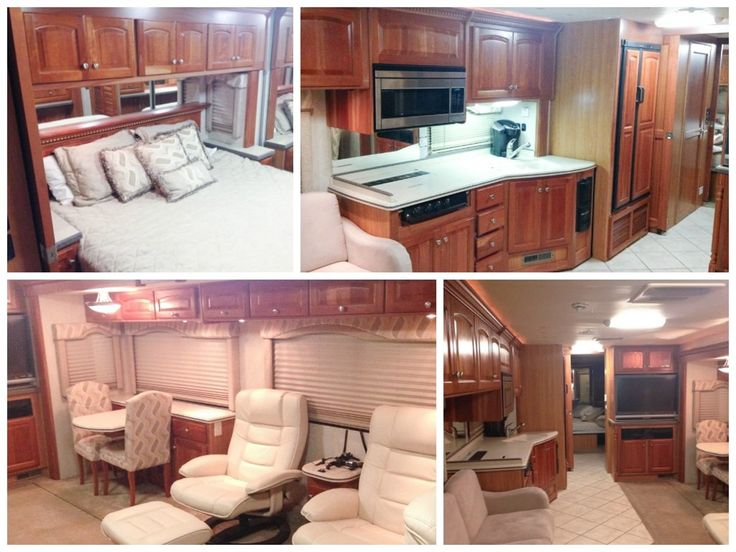 Before & After: The Amazing 6-Day RV Makeover — Renovation Project