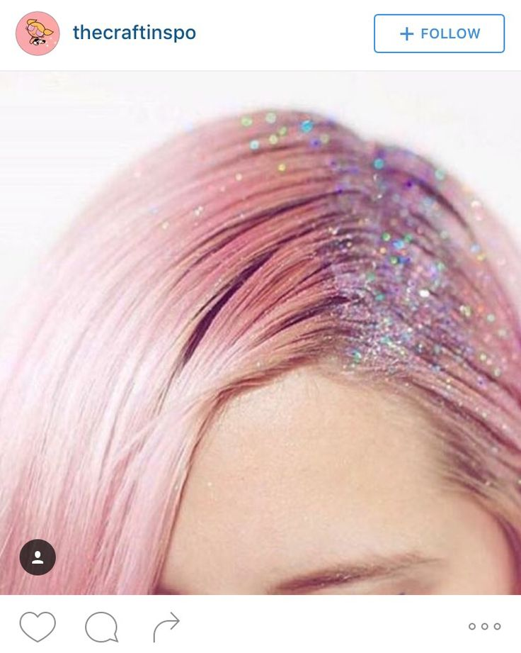 Have you heard of glitter roots? This newest hair sensation is taking the internet by storm! Check out some examples of..
