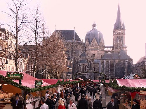 Aachen Christmas Market, Germany  one day I'm going to this. CHRISTMAS!!!