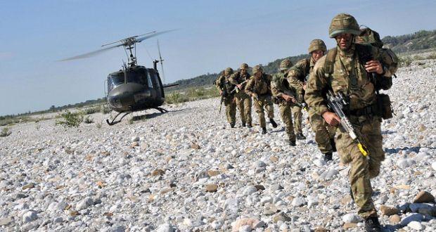 Παραγωγή κάνναβης από τον ιταλικό στρατό - Verge