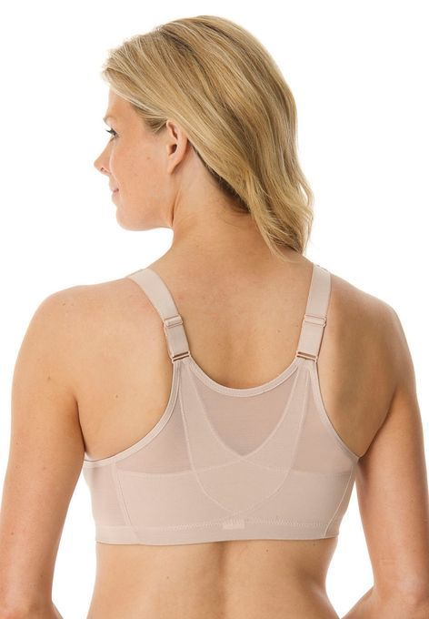 Magic Lift Plus® Front Hook Posture Bra by Glamorise®