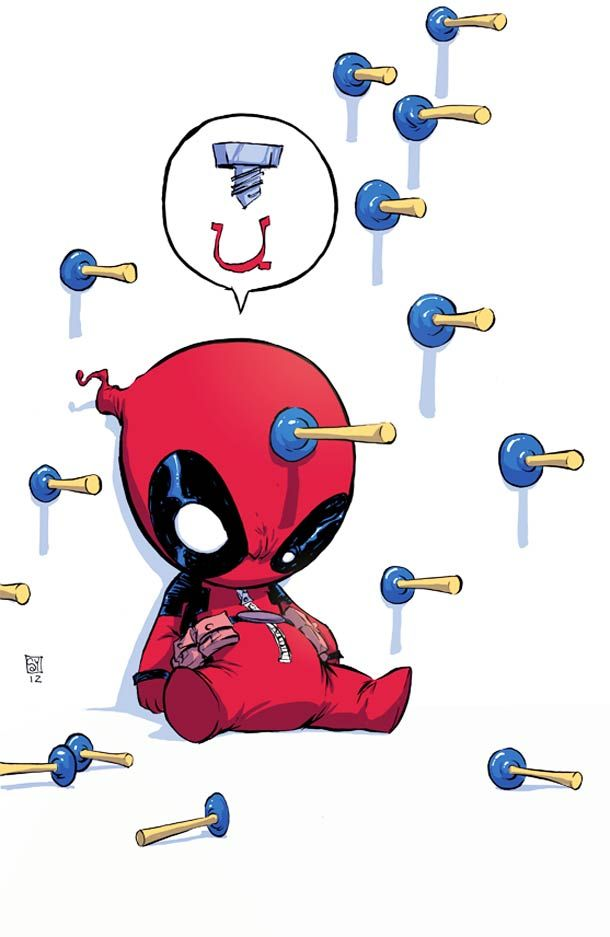 http://www.ufunk.net/illustration/baby-heroes-skottie-young/