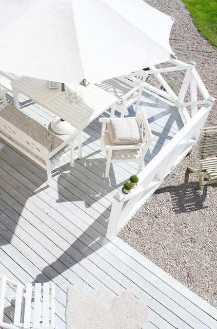 Costal decking ~ lovingly repinned by www.skipperwoodhome.co.uk