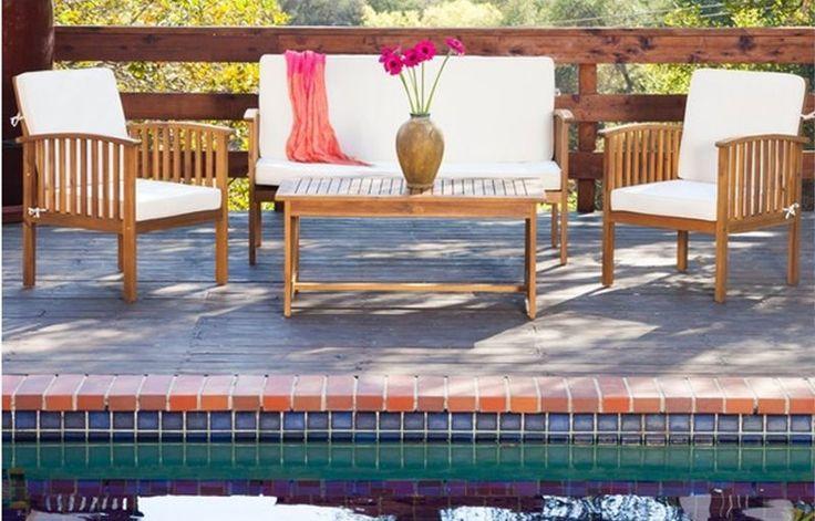 Mejores 38 imágenes de Patio Garden Backyard en Pinterest | Espacios ...