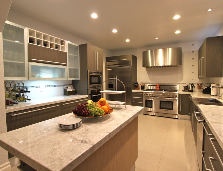 White Princess Granite. Modern Kitchen DesignsContemporary ... Part 63