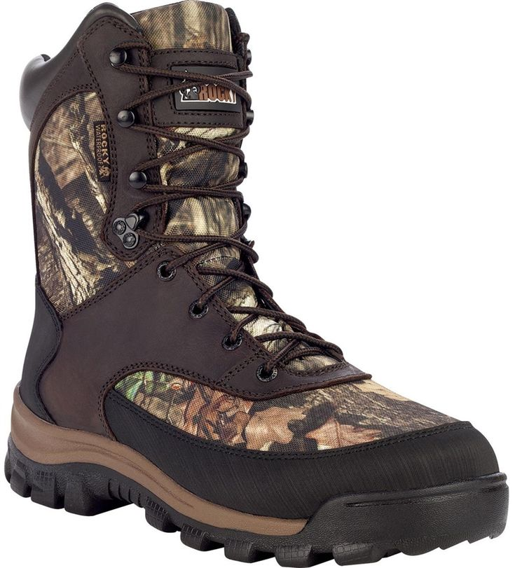 boots: Rocky Men's Core Waterproof Insulated Outdoor Boot 13 ME