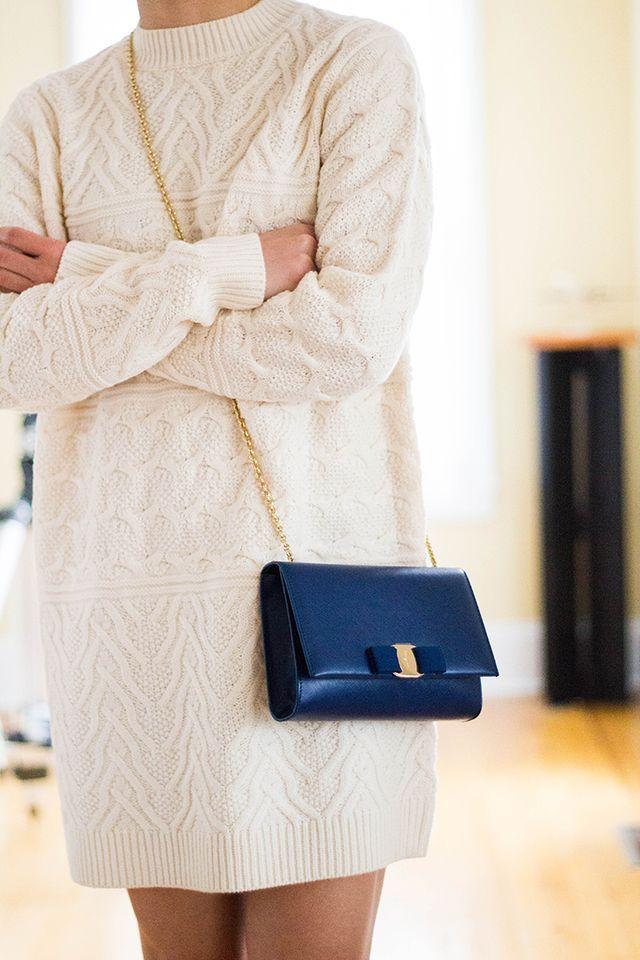 Review  Salvatore Ferragamo Miss Vara Bow Clip Crossbody Bag (Elle Blogs  (formerly Fast Food   Fast Fashion))  66e412217af71