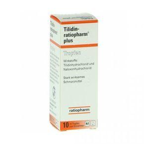 Tilidin kaufen - in der Online-Apotheke apotheke-rezeptfrei.eu