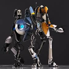 Image result for portal 2 character profile view