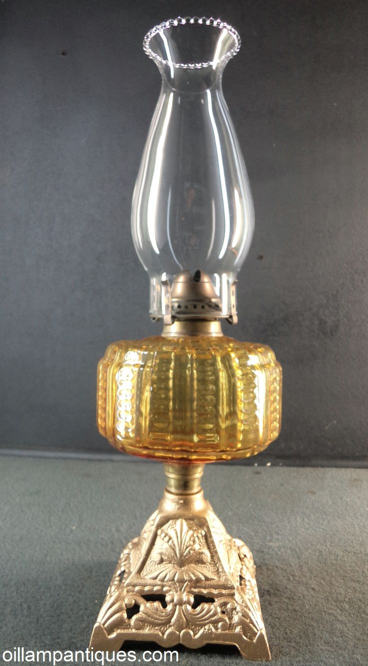 1000 Images About Antique Kerosene Table Lamps On