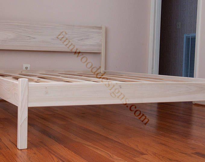 PLATAFORMA de cama (cabecero)