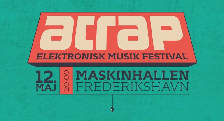 Atrap Festival '12 – Gør jer klar til årets electronica-extravaganza lørdag d. 12. maj, for nu skyller de elektroniske bølger endnu engang indover søvnige Frederikshavn og sætter gang i nattelivet! Maskinhallen slår…