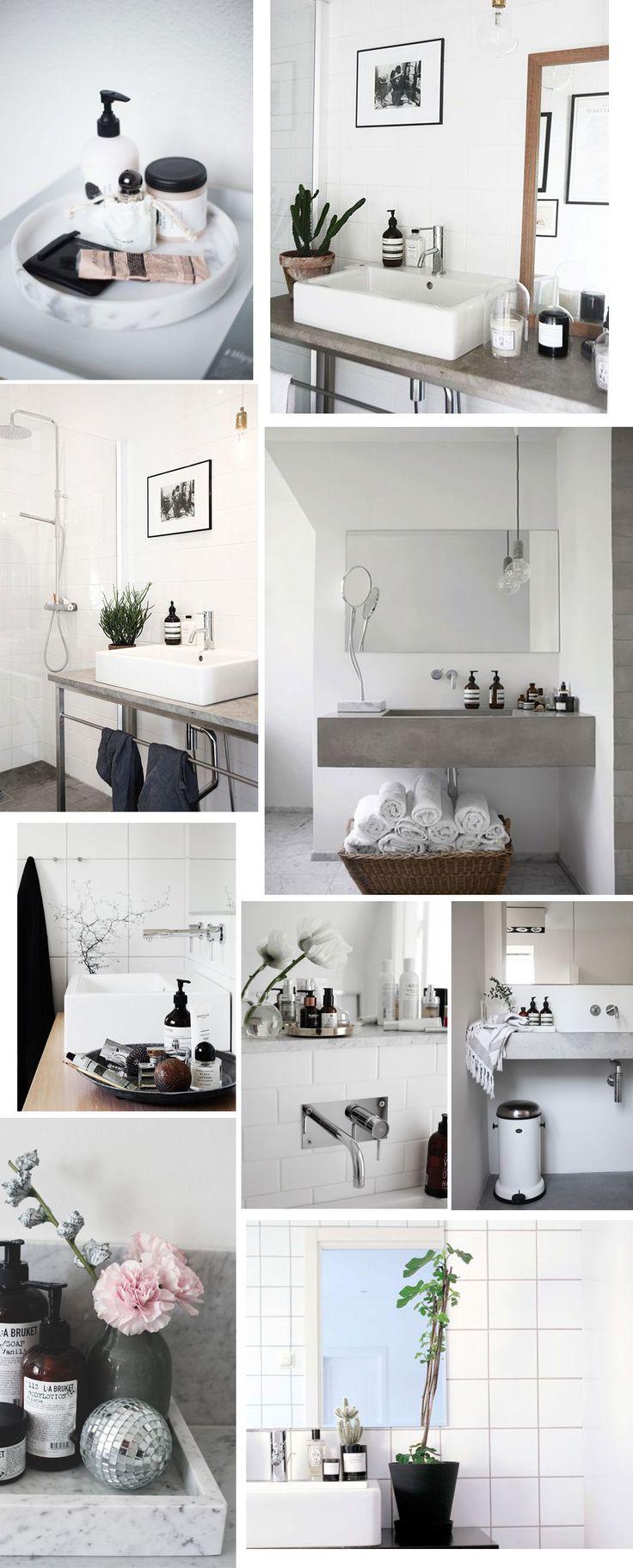 BOLIG - små trin til et opgraderet badeværelse..