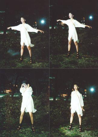 「MOTHER VOLUME III EROS / THANATOS」Model by Rila Fukushima@Image / Photographed  by Hanayo / Creative direction by Au Matt / Styling by Ai Ito / Hair by Kazuya Matsumoto@W / Makeup by KEN@3rd / Production by Taka Arakawa@Babylon