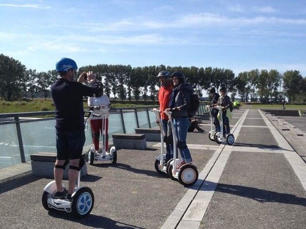 To List the Models in Airwheel S-Series Self-balancing Electric Scooter