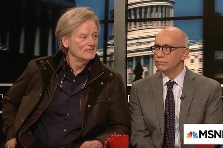 Saturday Night Live With Help From Old Friends Skewers Morning Joe