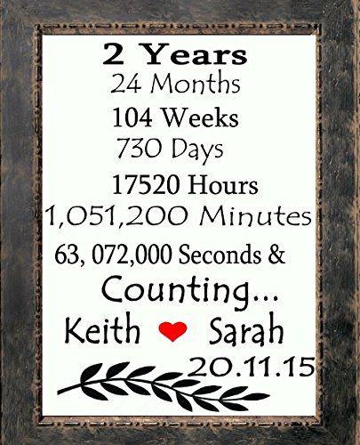 2 Year Wedding Anniversary: 25+ Best Ideas About 2 Year Anniversary On Pinterest